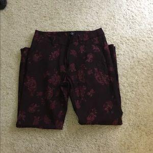 White House Black Market Pants - White House Black Market crop pants